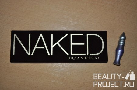 Палетка теней Urban Decay Naked Palette