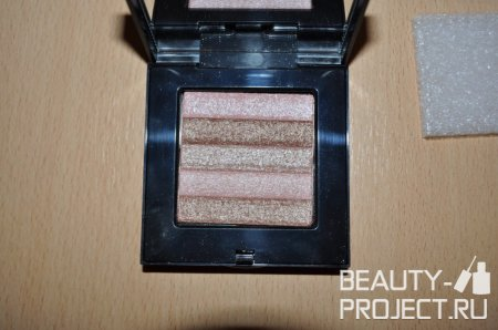 Bobbi Brown Shimmer Brick Compact оттенок Pink Quartz