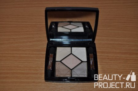 Dior 5 Couleurs пятерка теней Incognito 030