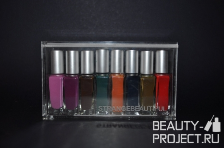 StrangeBeautiful Nail Polish Volume 1 - лаки для ногтей