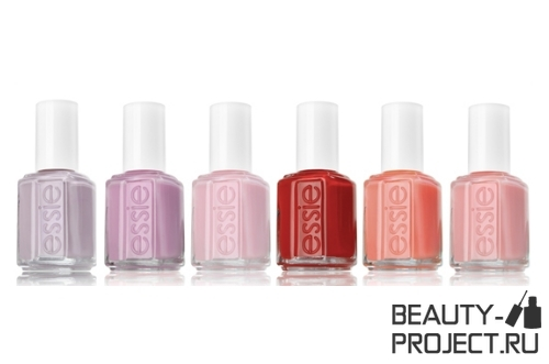 Essie The Art of Spring Collection for Spring 2010