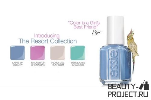 Essie Resort Collection Summer 2010
