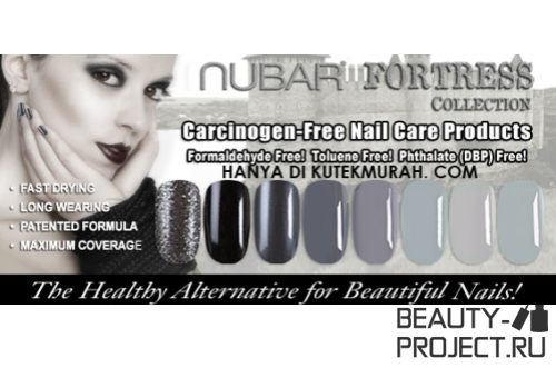 NUBAR Fortress Collection Spring 2010