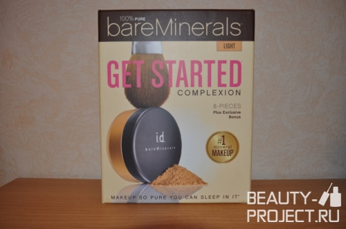 BareMinerals Get Started Kit - Light