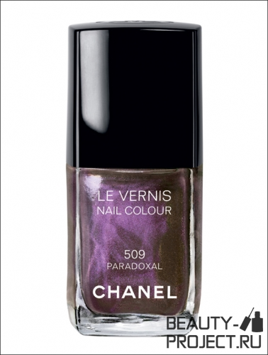 Chanel Les Contrastes de Chanel Collection Fall 2010 (Осень 2010)