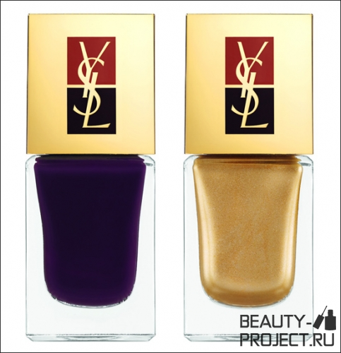 YSL Rock & Baroque Fall 2010 Collection (Осень 2010)