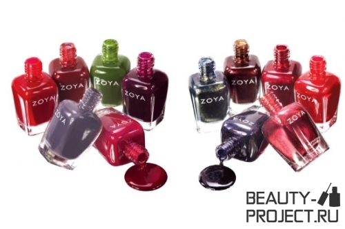 Zoya Fall 2010: Wicked and Wonderful Collections