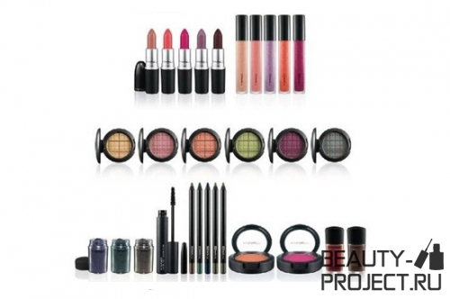 MAC A Tartan Tale Collection for Holiday 2010 - часть 2