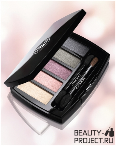 Chanel Spring 2011 Makeup Collection