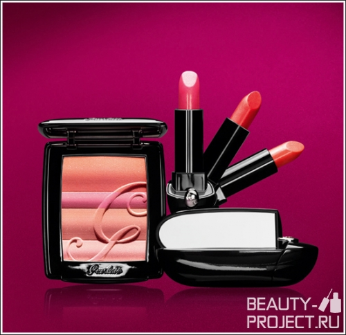 Guerlain Spring 2011 Collection - весенняя коллекция