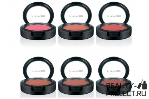 MAC Cremeblend Blushes for Spring 2011