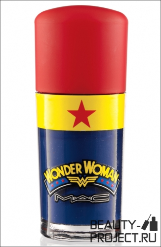 MAC Wonder Woman Collection for Spring 2011