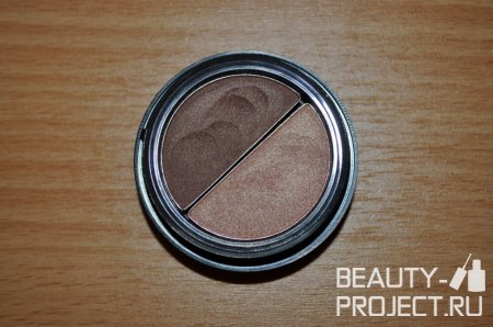 Smashbox Eyeshadow Duo - двойные тени Glow/Getter