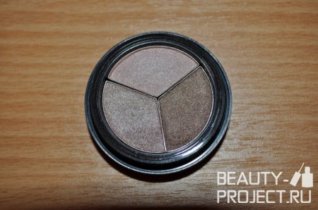 Smashbox Eyeshadow Trio - тройные тени Star Sighting