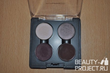 MAC Eye Shadow - Тени Vapour, Shale, Scetch, Embark
