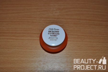 Sally Hansen Healthy Cuticles Now! - Крем для кутикулы