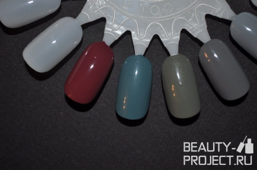 Rescue Beauty Lounge - лаки для ногтей, оттенки Concrete Jungle, Stormy, Diddy Mow, 360, Bruised