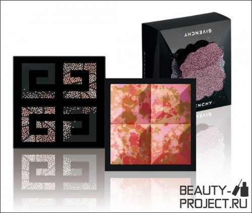 Givenchy Blooming Collection Fall 2010 (Осень 2010)