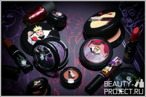 MAC Venomous Villains Collection for Fall 2010