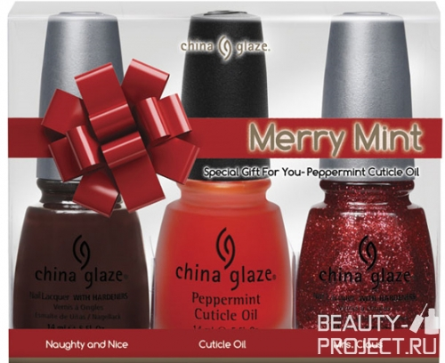 China Glaze Holiday 2010 Collection