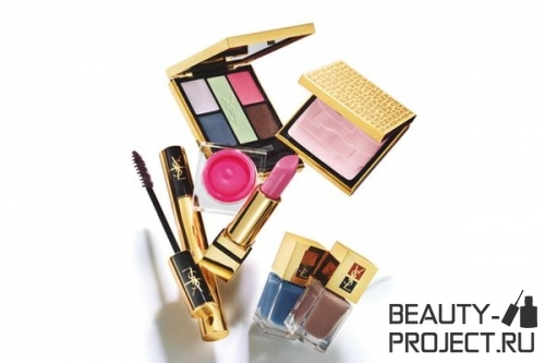 YSL Spring 2011 Makeup Collection - весенняя коллекция