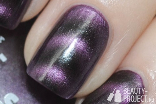 Nails Inc. Magnetic Polish Houses Of Parliament - магнитный лак